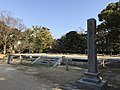 Site of former Hiroshima Imperial General Headquarters in Hiroshima Castle 3.jpg