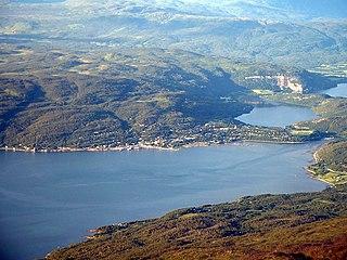 Salangen Municipality in Troms og Finnmark, Norway