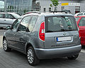 Skoda Roomster Facelift 1.2 TSI Comfort Plus Edition rear 20100529.jpg