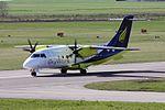 SkyWork Airlines Dornier 328-110 HB-AES (21221659240).jpg