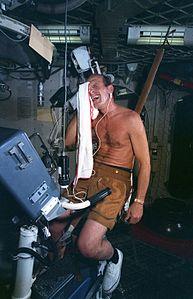Skylab 2 training - Conrad exercise session.jpg