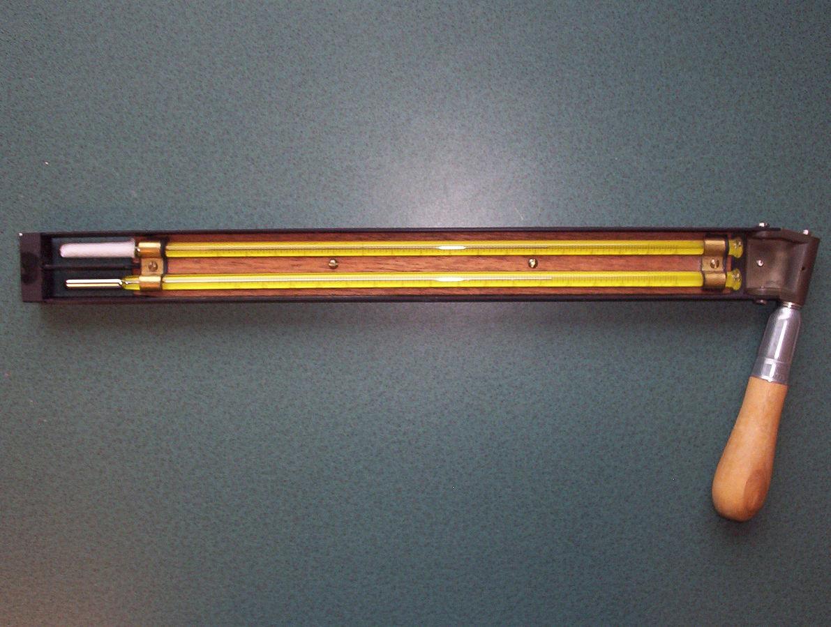 Sling hygrometer image
