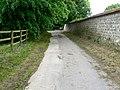 Small road near The Manor, East Kennett - geograph.org.uk - 834723.jpg