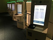 Automated border control system - Wikipedia