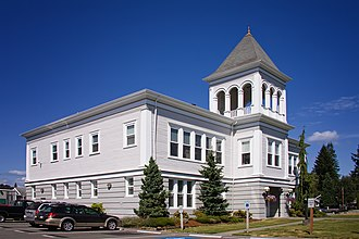 Snoqualmie Valley School District - Snoqualmie Valley School District Administration Center. 8001 Silva Ave SE, Snoqualmie, WA