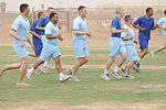 Soccer game in Baghdad, Iraq DVIDS172395.jpg