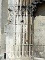 Soissons (02), abbaye Saint-Léger, abbatiale, portail provenant de l'abbaye Notre-Dame détruite entre 1793 et 1796 2.jpg