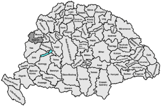Sopron County Historical county in the Kingdom of Hungary