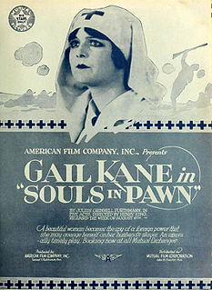 <i>Souls in Pawn</i> 1917 film by Henry King