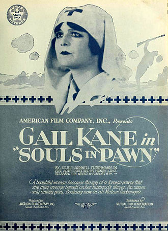 Souls in Pawn - Ad for film