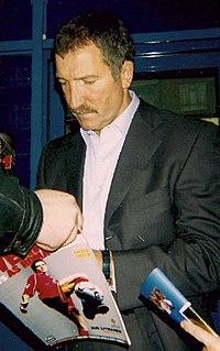 Graeme Souness Scottish association football player and manager