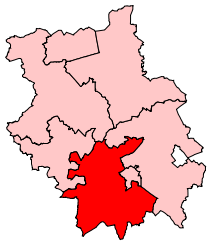 SouthCambridgeshire2007Constituency.svg