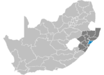 South Africa Districts showing iLembe.png
