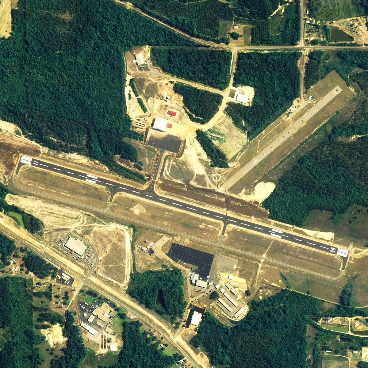 South Alabama Regional Airport Wikipedia - Alabama airports