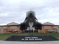 South Dakota Air and Space Museum, Oct 2011.JPG