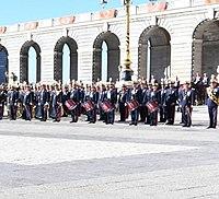 Spanish Royal Guard Band, November 2017 02.jpeg