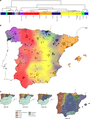 Spanish individuals grouped into clusters using genetic data only.png