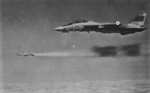 Sparrow AIM-7F being launched from the Navy F-14.png