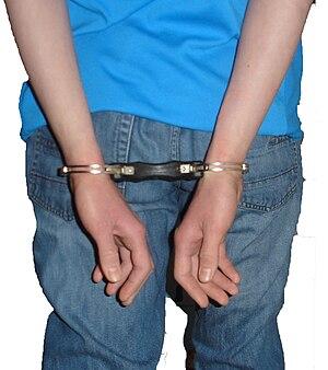 Hiatt speedcuffs - Image: Speedcuffs B2K