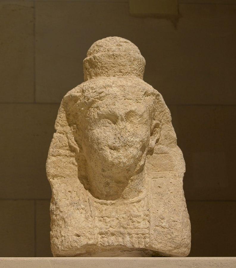 Tête de sphinx