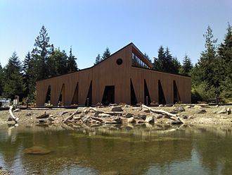 Squaxin Island Tribe - The Home of Sacred Belongings - Squaxin Island Museum Library and Research Center
