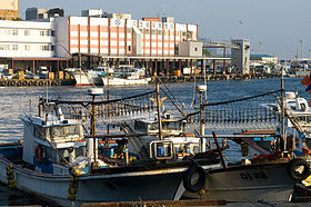 Seogwipo Harbor