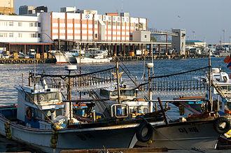 Seogwipo - Seogwipo Harbor