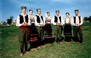 Serbs Ethnic group