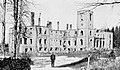 Stāmeriena mõisa peahoone pärast 1905. aasta põlengut.jpg