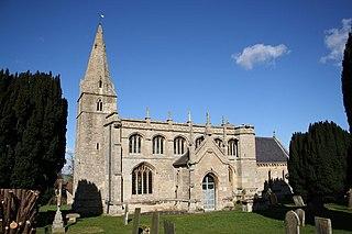 St Bartholomews Church, Welby Church in United Kingdom