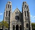 St. Augustine's Roman Catholic Church located at 1419 V Street.jpg