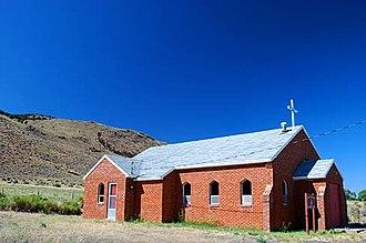 Adel, Oregon - Saint Richard Catholic Church in Adel