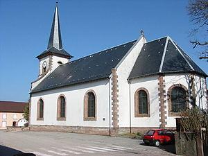 Saint-Remy, Vosges - Saint-Remy