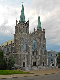 St Gabriel S Catholic Parish Complex Wikipedia