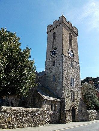 St James' Church, Yarmouth - St. James' Church, Yarmouth