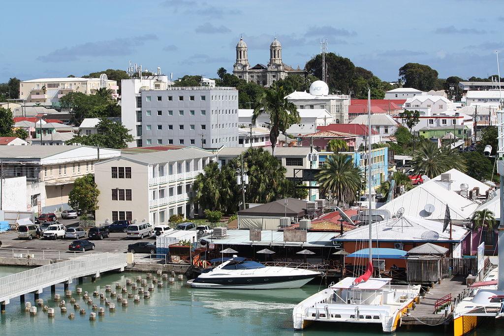 St John's - Townscape seen from the Port C IMG 0505.JPG
