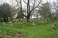 St John The Baptist Graveyard - Church Lane - geograph.org.uk - 766974.jpg
