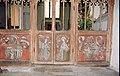 St John the Baptist, Higher Ashton, Devon - Screen detail - geograph.org.uk - 1731745.jpg