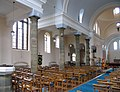 St John the Divine, Mawney Road, Romford - Interior - geograph.org.uk - 1763407.jpg