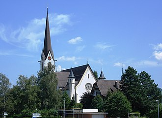 Gaiserwald - Church of St. Josef