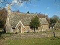 St Lawrence's Church, Tubney - geograph.org.uk - 113774.jpg