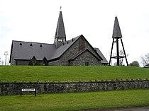 St McCartan's RC Church, Trillick - geograph.org.uk - 326228.jpg
