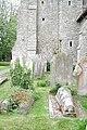 St Nicholas, Otham, Kent - Tombstones - geograph.org.uk - 325326.jpg