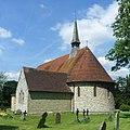 St Paul's Church, Poyle Road, Tongham (May 2014) (6).JPG