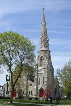 St Peters Episcopal Church Complex May 09.jpg