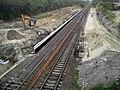 Stacja Łódź Retkinia w budowie 20200703.jpg
