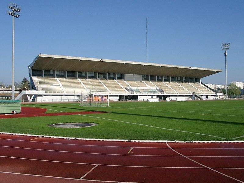 Robert Brettes Stadium, Merignac city (France, Gironde).