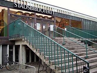 Flemming Lassen - Image: Stadsbib Lund