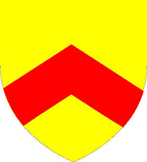 Battle of Ludford Bridge - Image: Stafford Coat of Arms