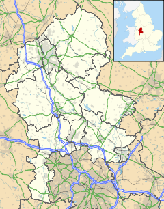 City of Lichfield is located in Staffordshire